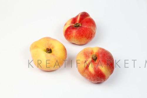 Donut Peach fruit