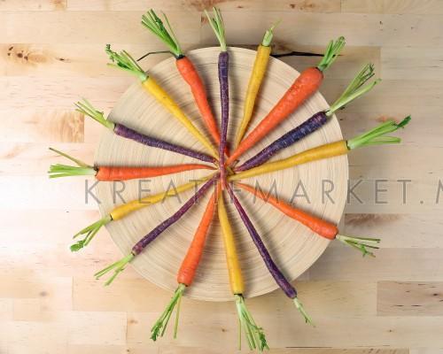 Rainbow Carrot W04DEC18