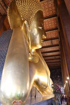 Sleeping Buddh