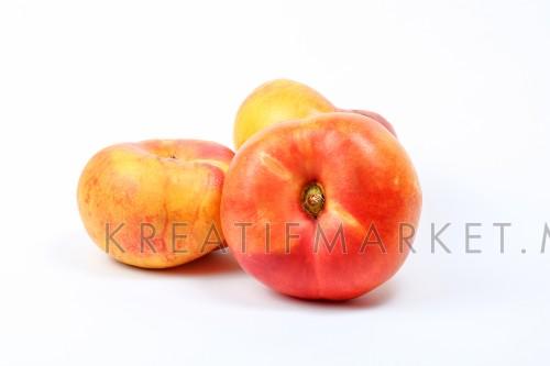 Donut Saturn nectarine peach