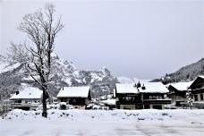 Winter Ski Resorts - Engelberg, Switzerland