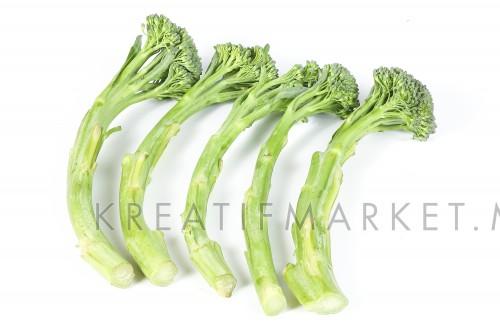 Green Baby Broccoli W04DEC18