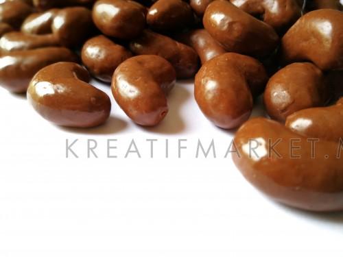 milk chocolate beans