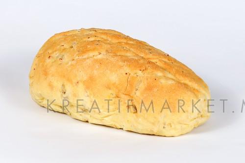 Corn Multi whole grain roll Bread  W04DEC18