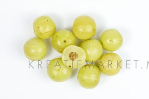 Phyllanthus emblica amla amloki healthy berry fruit herbal