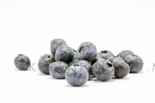 ripe dark blueberry