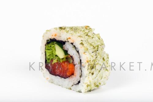 Sushi colorful tasty variety W04DEC18