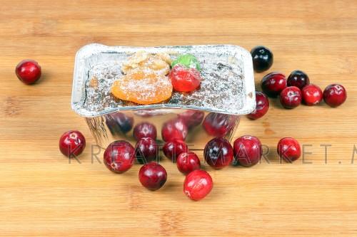 Small Fruit cake Cranberry