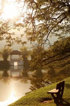 Taiping Lake Garden, Taiping, Perak, Malaysia
