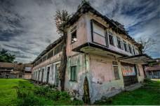 Ulu yam old building