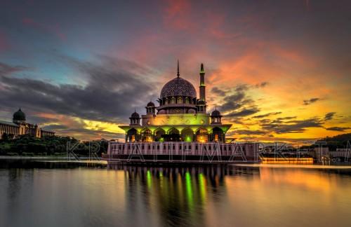 Putrajaya Sunrise