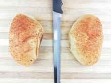 fresh baked garlic cheese bun in malaysia