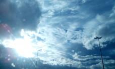 Clear Sky After Rain