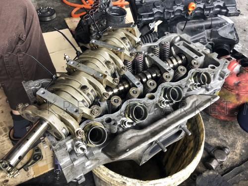 Used Car Engine  W04DEC18