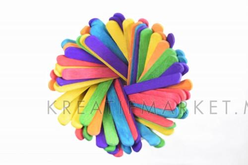 Colorful of Batang aiskrim