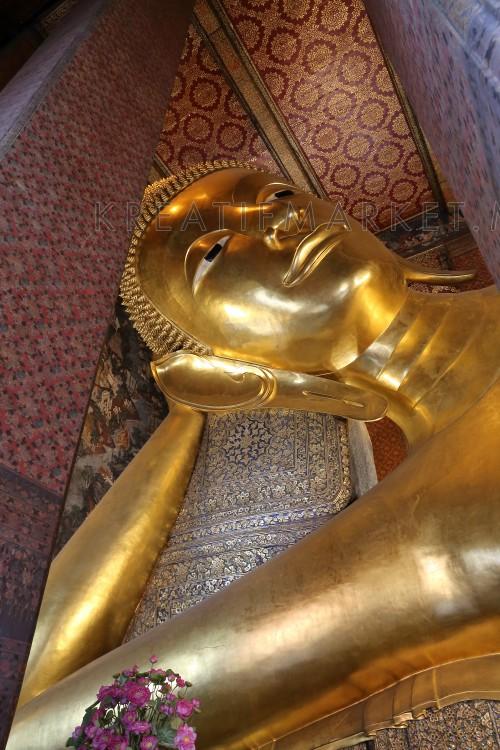Sleeping Buddah