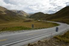 New Zealand - South Island - Lindiss Pass