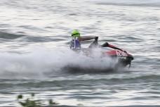 Jet ski sports race
