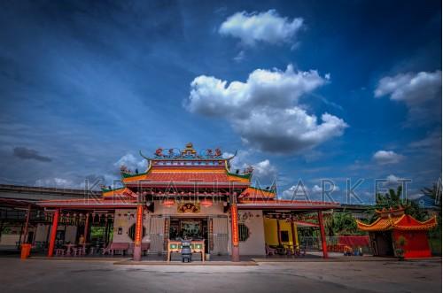 ulu yam temple