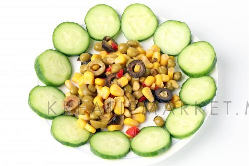 mini Cucumber Slice W04DEC18