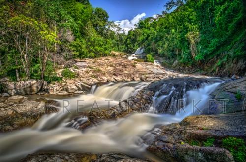 Chengman Waterfall