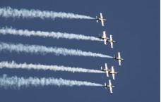 Brietling Air Team at Subang Skypark (2013)