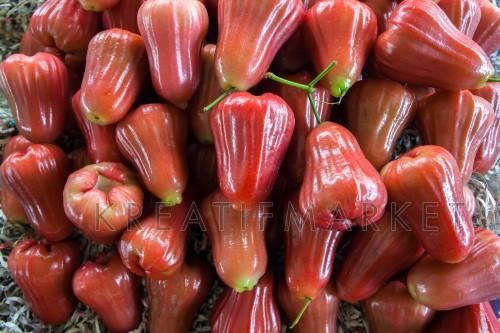 Water Apple,Bell Fruit,