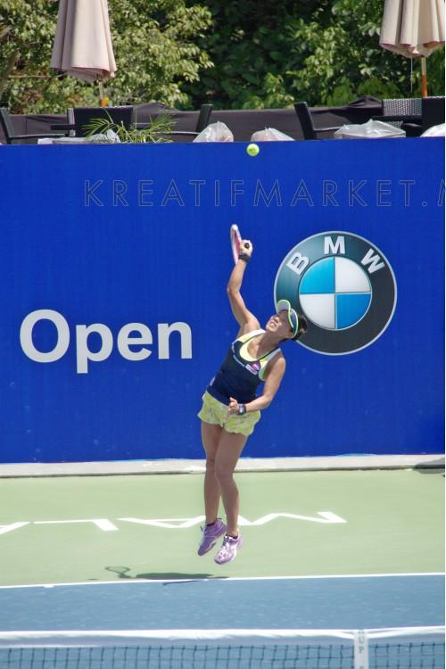 WTA BMW Malaysian Open 2016