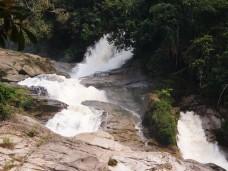 Chamang Waterfall, Bentong, Pahang