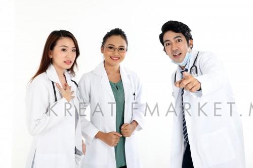 Medical Health doctor nurse staff W04DEC